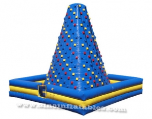torre de escalada inflable