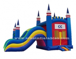 3in1 combo inflable comercial