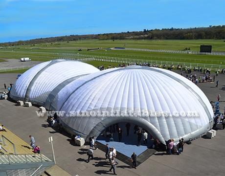 6d850fc7c532 50x30 metros súper gigantes ferias comerciales carpa domo inflable ...