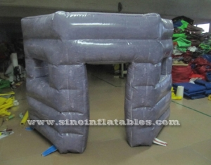 Pared de bunker inflable de paintball inflable