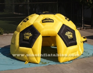 carpa hinchable gran ceremonia real