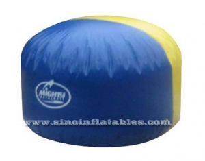 Cilindro inflable de aire para paintball.