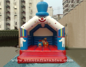 payaso inflable castillo hinchable