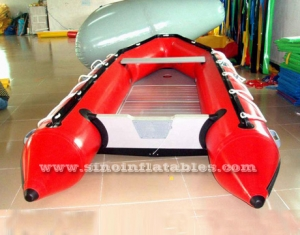 Bote inflable bote inflable de 8 personas.