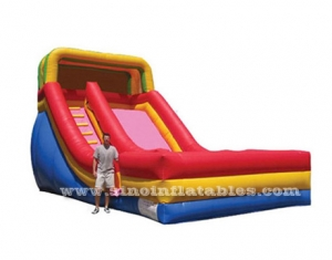 diapositiva inflable mega