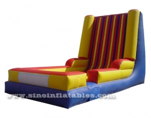 Velcro inflable deportivo de pared