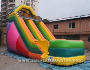 19 'diapositiva seca inflable