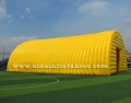 outdoor movable sports arena giant inflatable tent