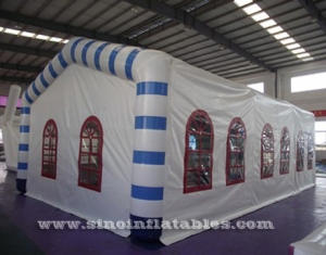 carpa inflable movible del partido del gran evento