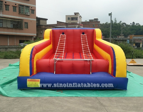 Kids N adults Inflatable Jacob's Ladder for Climb Games