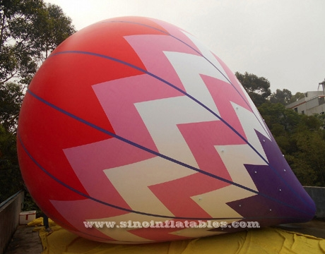 hot air inflatable helium balloon