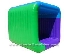 cubo interactivo inflable voltearlo
