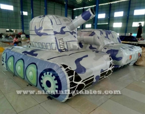bunker camo inflable gigante de paintball bunker