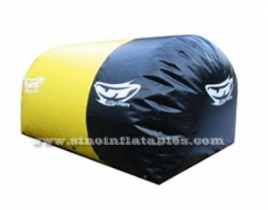 parachoques inflable de paintball air bunker