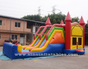 juego infantil combo inflable juego
