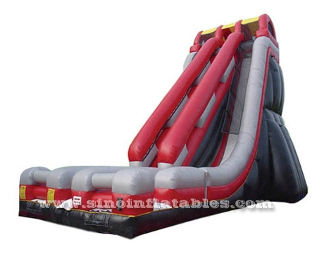 extreme adventure adults inflatable slide