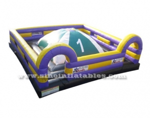escalada deportiva inflable