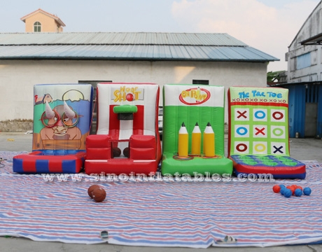 TIC TAC TOE inflatable carnival games