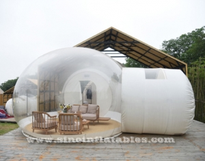 resort inflable lodge bubble hotel
