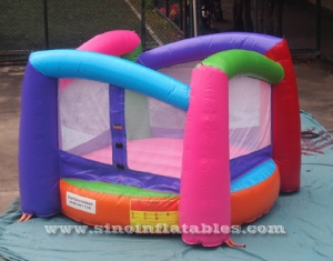 Mini gorila inflable Rainbow 8x8