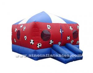 Castillo hinchable Moonwalk inflable fiesta disco