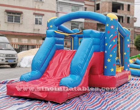 indoor kids party small inflatable bouncy castle