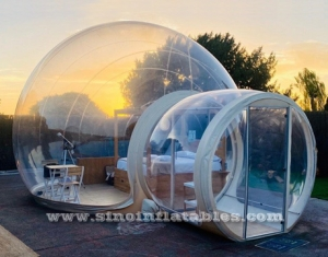 Clear Lodge Inflatable Bubble Hotel